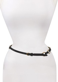 Women's Frye Ring Leather Belt