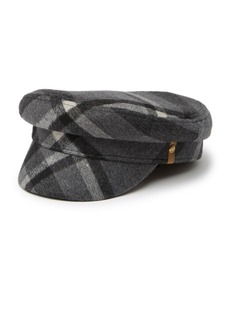 Frye Wool Plaid Fiddler
