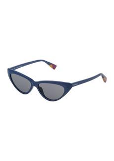Furla 55mm Cat Eye Sunglasses