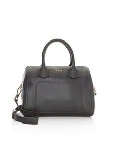 Furla Alba S Leather Satchel