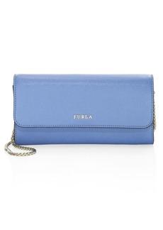 Furla Babylon Chain Leather Wallet