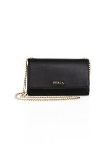 Furla Babylon Leather Crossbody Bag