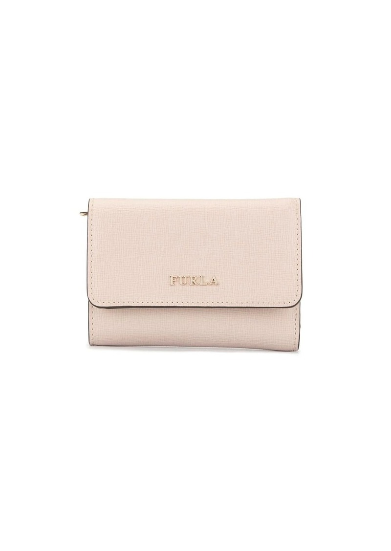Furla Babylon tri-fold wallet