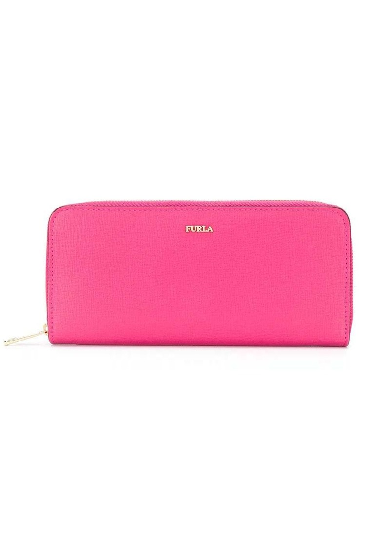 Furla Babylon zip purse