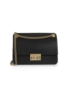 Furla Bella Leather Crossbody Bag