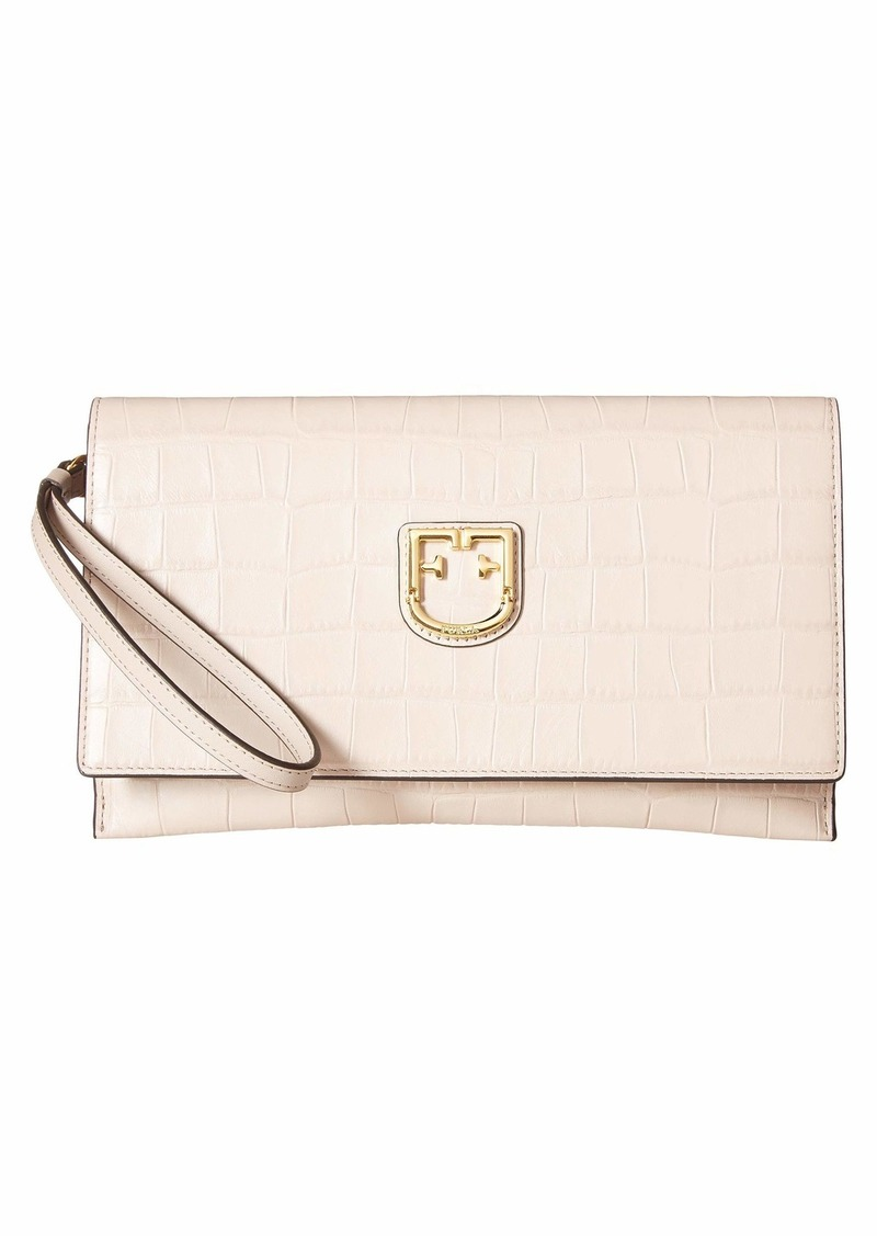 Furla Belvedere XL Envelope Clutch