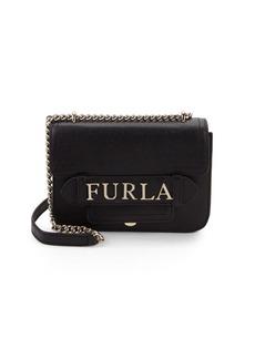 Furla Mini Carol Leather Crossbody Bag