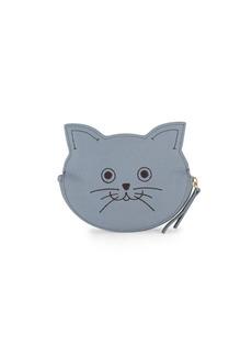 Furla Cat Leather Coin Purse