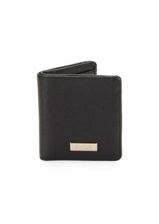 Furla Classic Bi-Fold Leather Wallet