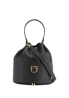 Furla Corona large bucket bag