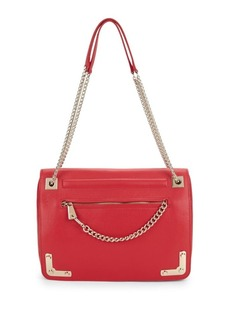 Furla Diana Chain Leather Shoulder Bag