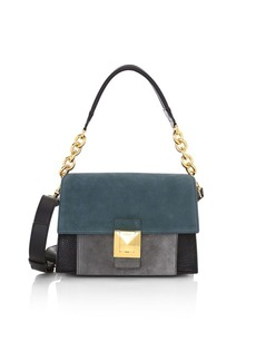 Furla Diva Mini Leather Shoulder Bag
