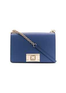 Furla foldover top crossbody bag