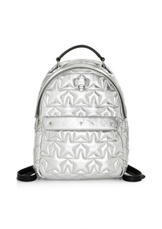Furla Fortuna S Quilted Leather Backpack