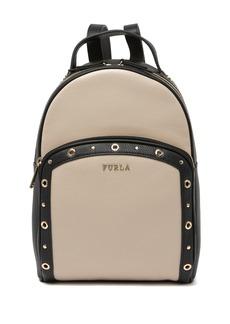 Furla Frida Studded Medium Backpack