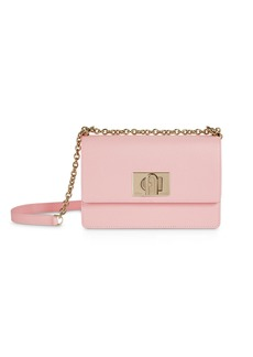 Furla 1927 Mini Leather Crossbody Bag