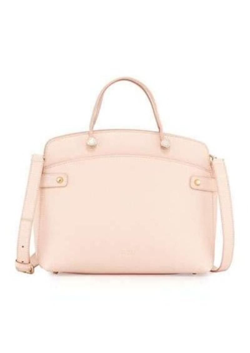 Furla Agata Medium Leather Tote Bag
