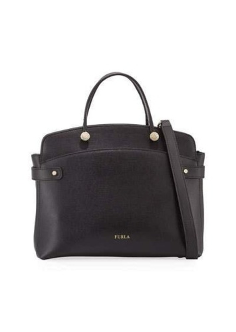 383ed7989535 Furla Furla Agata Medium Leather Tote Bag