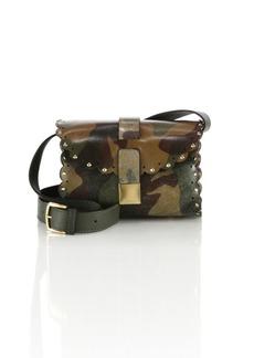 Furla Amazzone Mini Leather Crossbody Bag