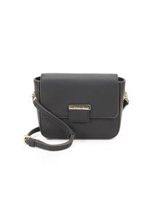 Furla Artesia Flap Leather Mini Crossbody Bag