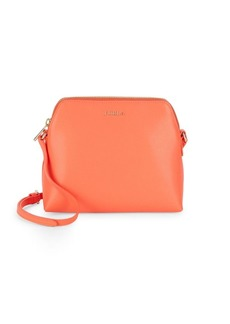 Furla Boheme X-Large Leather Crossbody & Cosmetic Pouches
