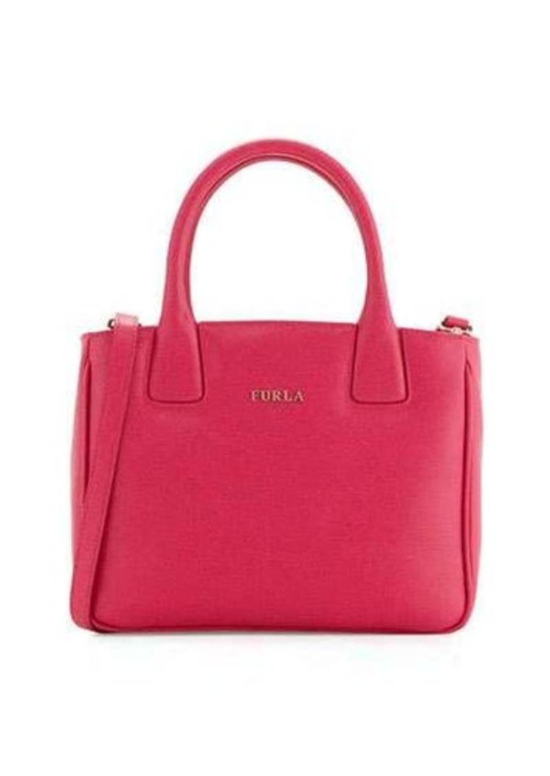 Camilla Small Leather Tote Bag