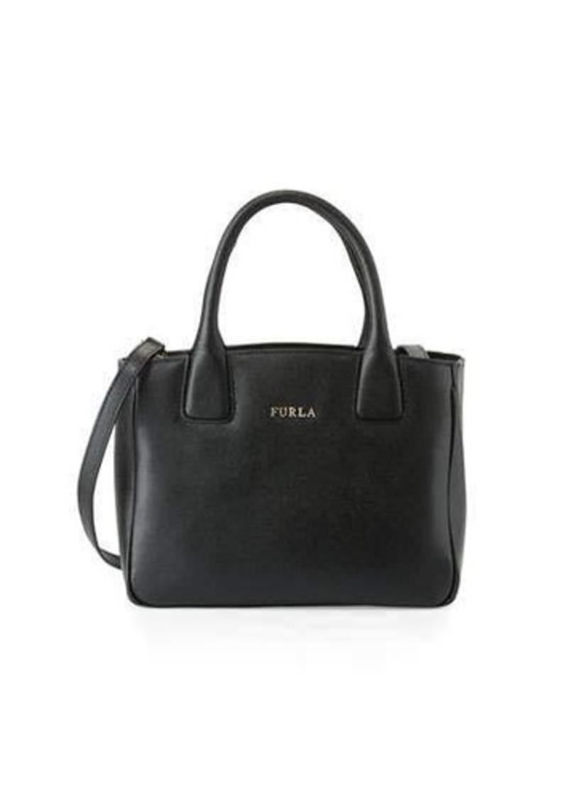 Furla Camilla Small Leather Tote Bag