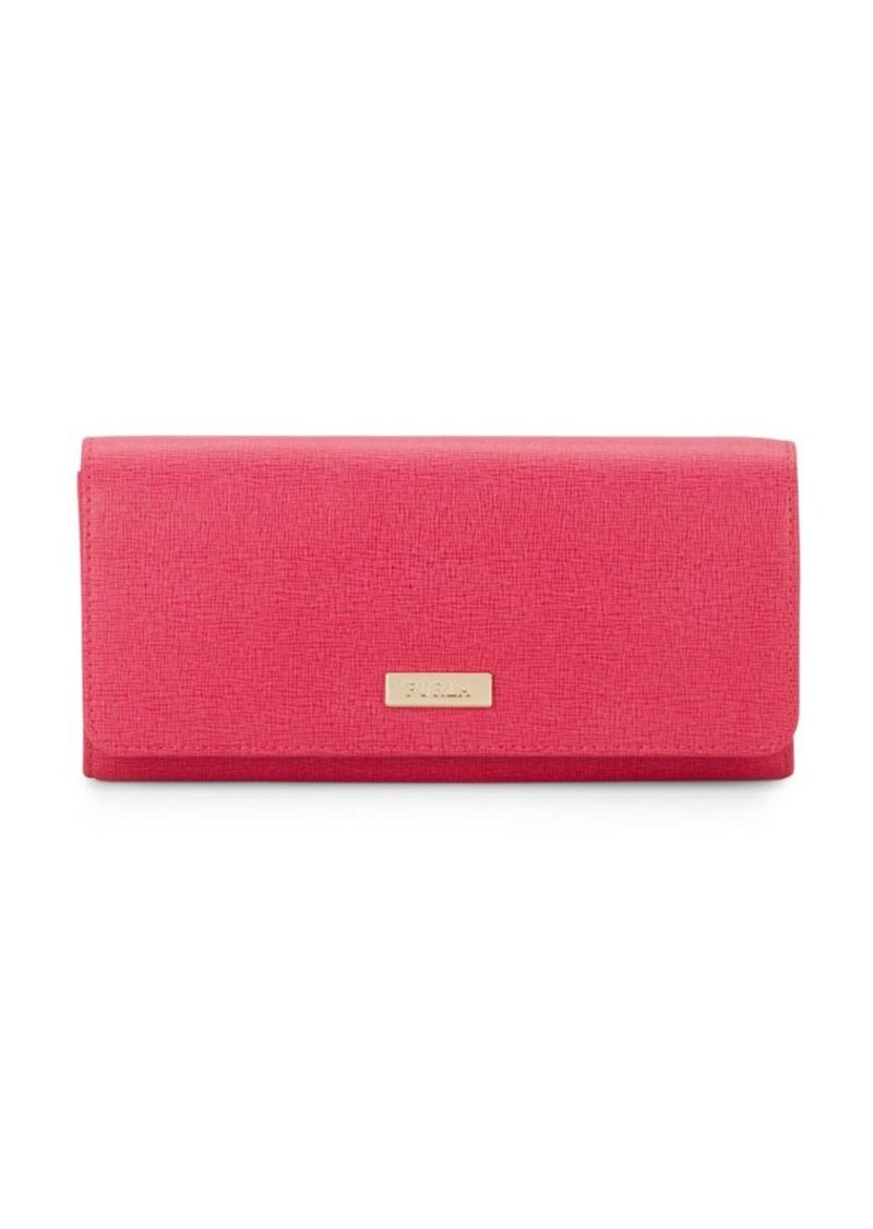 Furla Classic XL Leather Bifold Wallet