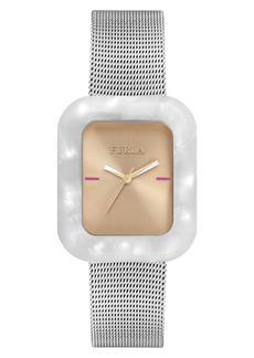 Furla Elisir Mesh Strap Watch, 29mm x 35mm