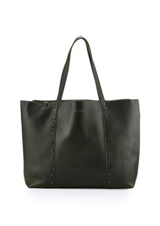 Furla Elle Rock Medium Leather Tote Bag