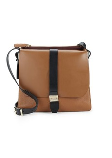 Furla Flair Leather Messenger Bag