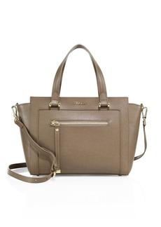 Furla Ginerva Crossbody Leather Shoulder Bag