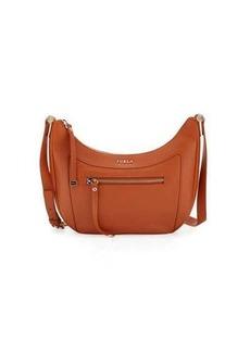 Furla Ginevra Leather Crossbody Bag