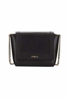 Furla Ginevra Mini Saffiano Leather Crossbody Bag