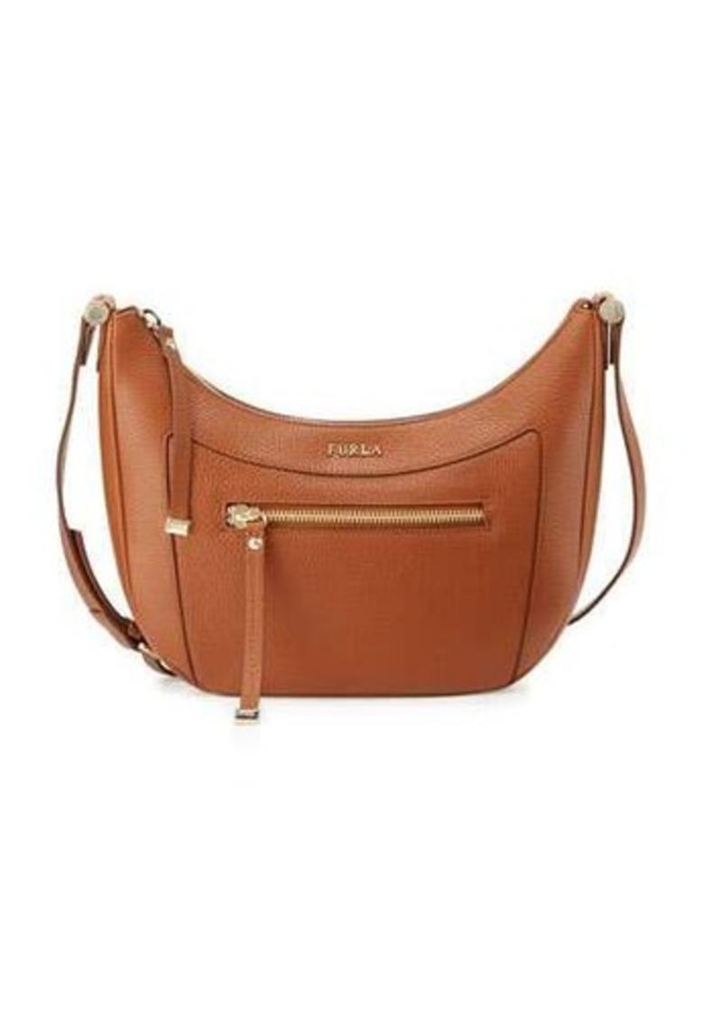 bd3d79d5b66b Furla Furla Ginevra Small Leather Crossbody Bag