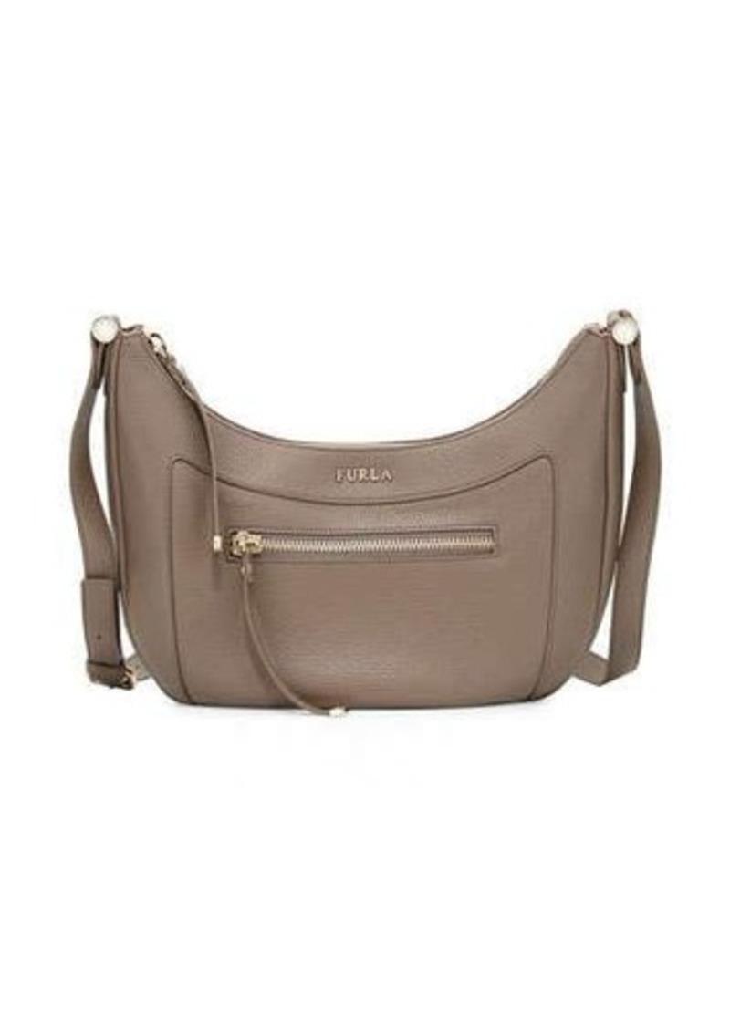Furla Furla Ginevra Small Leather Crossbody Bag  53dc4a3b2a362