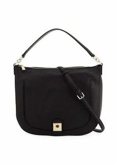 Furla Jo Medium Pebbled Hobo Bag