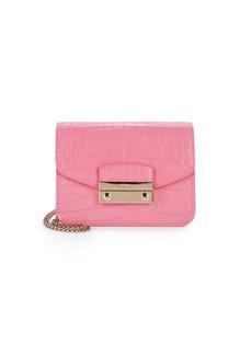 Furla Julia Cocco Leather Crossbody Bag