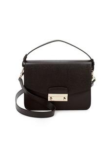 Furla Julia Leather Shoulder Bag