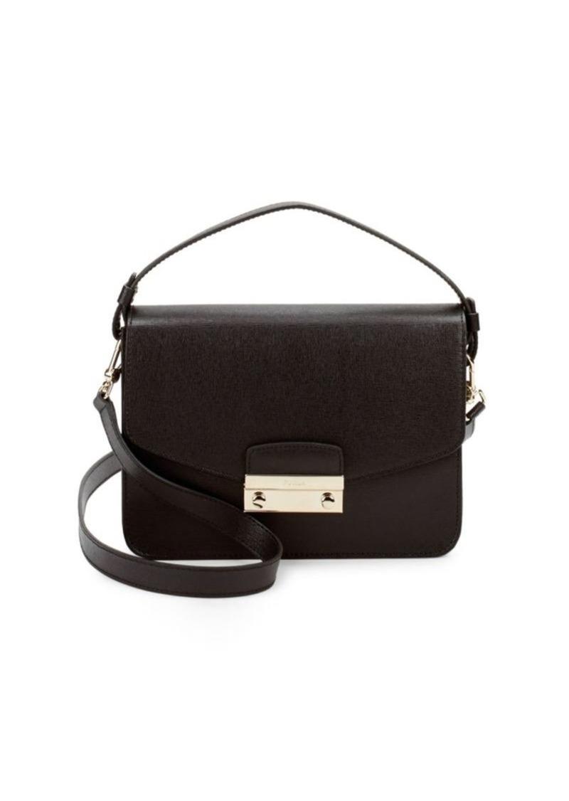 d65b947532b4 Furla Julia Leather Shoulder Bag