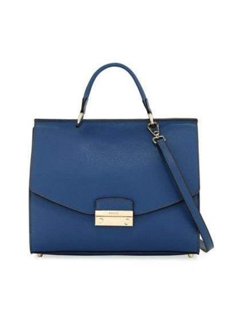 c223692cc26 Furla Furla Julia Medium Top Handle Bag