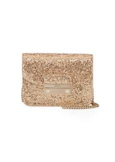 Furla Julia Mini Glitter Crossbody Bag