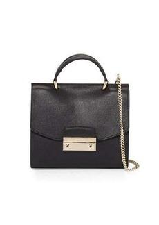 Furla Julia Mini Top Handle Crossbody Bag