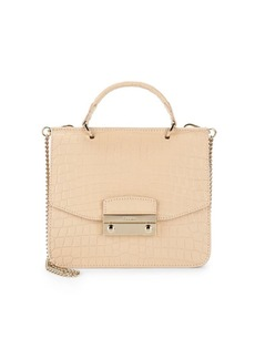 Furla Julia Mini Top Passion Leather Crossbody Bag