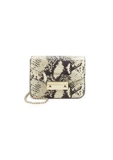 Furla Julia Textured Leather Mini Crossbody Bag