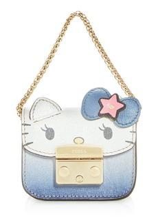 Furla Kitty Metropolis Leather Mini Bag