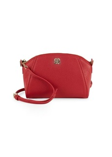 Furla Lara Leather Crossbody Bag