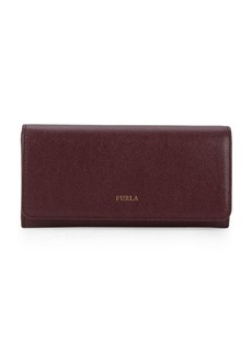 Furla Leather Continental Wallet
