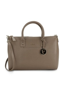 Furla Linda Leather Satchel