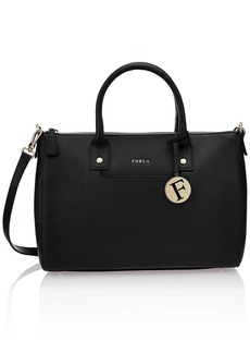 Furla Linda Satchel Top Handle Bag